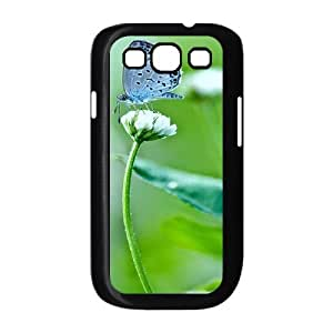 Butterfly Use Your Own Image Phone Case for Samsung Galaxy S3 I9300,customized case cover ygtg522691 Kimberly Kurzendoerfer