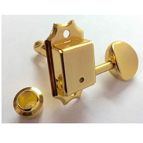Gotoh Machine Heads - 3 per side - SD90-05M - Gold