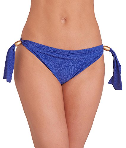 Bas de maillot de bain Fantasie Culotte Nouette Lombok Bleu Azul