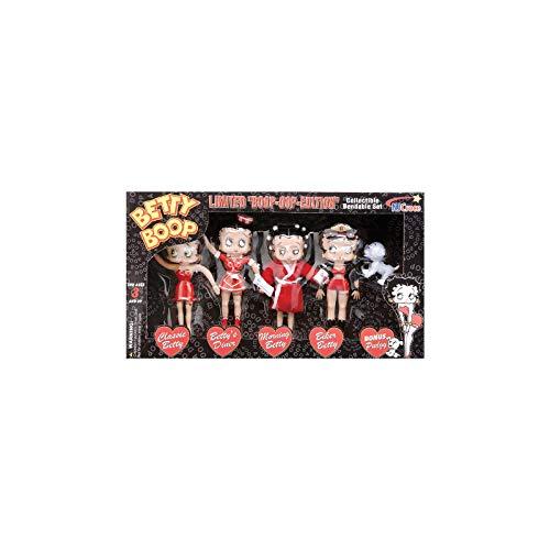 NJ Croce Betty Boop Toy Figure Box Set