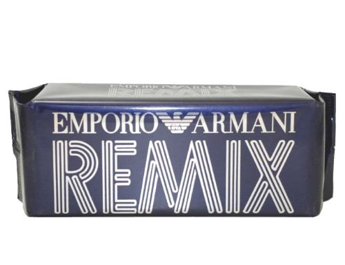 EMPORIO ARMANI REMIX Cologne. EAU DE TOILETTE SPRAY 3.4 oz / 100 ml By Giorgio Armani - - Men Armani Armani For Giorgio By Emporio