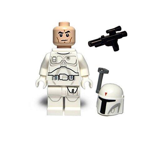 Jango Fett Boba Fett Lego - 2