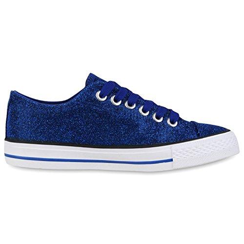 Best-botas para mujer zapatilla zapatillas zapatos de cordones estilo deportivo Blau Blu Nuovo