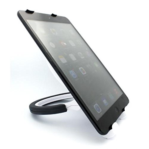 Amazon.com: Premium Black Tablet Stand Desktop Folding ...