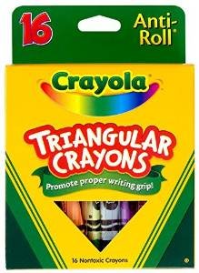 Crayola-16ct-Triangular-Crayons