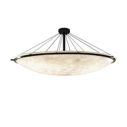 Justice Design Group Lighting CLD-9688-35-DBRZ-LED12-12000 Ring 72