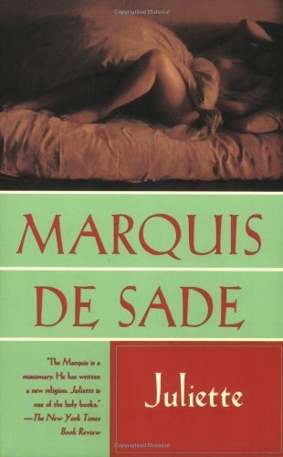 Juliette by Marquis de Sade (1994-01-31)
