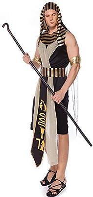 Hombre Disfraz Halloween Adulto Carnaval Cosplay El Antiguo Rey ...