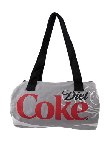Licensed Diet Coke Can Canvas Handbag, Bags Central
