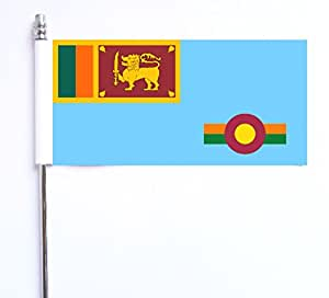 Sri Lanka Air Force pabellón 1971a 2010Ultimate bandera de mesa