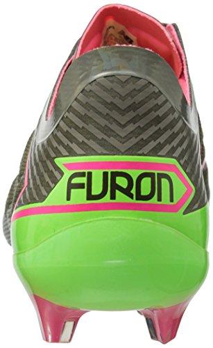 New Balance Furon 3.0Pro FG–Botas de Fútbol Para Hombre, Oliv/Pink/Grün
