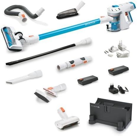 Genius Invictus X7/| bater/ía de aspiradora | motorizado de ultra Soft de cepillo | 10.000/U//min, Conocido Por TV | rodillo