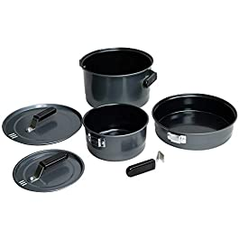 Coleman Family Cook Set , Black