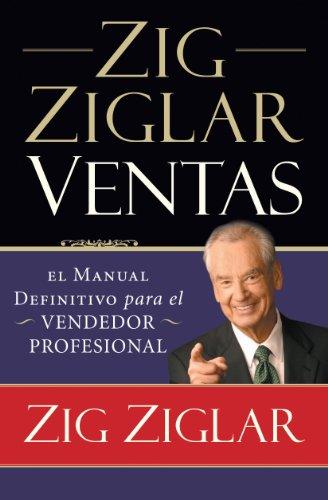 Portada del libro Zig Ziglar Ventas de Zig Ziglar