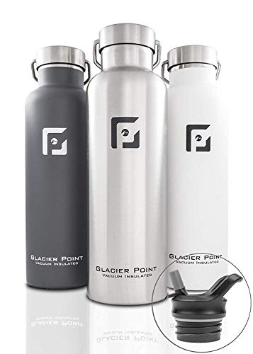 Glacier Insulated Stainless Bottle Construction product image