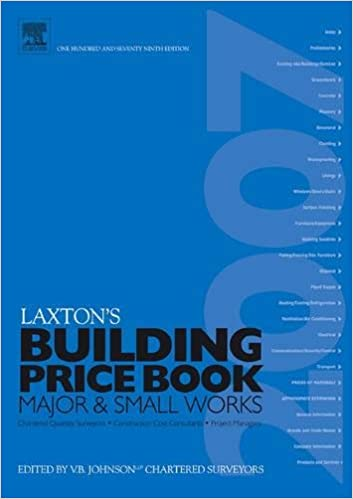 building free book laxtons price