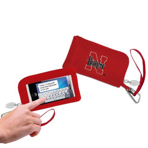 Nebraska Phone - NCAA Nebraska Cornhuskers Cell Phone Wallet