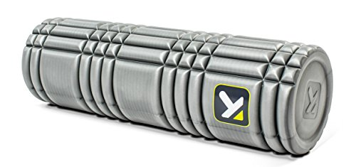 TriggerPoint CORE Multi-Density Solid Foam Roller with Free Online Instructional Videos (18-inch)