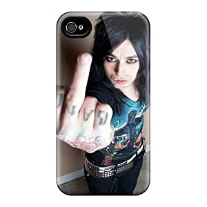 CristinaKlengenberg Iphone 6 Excellent Hard Phone Covers Support Personal Customs High-definition Ronnie Radke Pattern [Tqr2143GdjB]