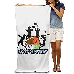 fdghjdyjdty Super Absorbent Beach Towel Elite Sports Polyester ...