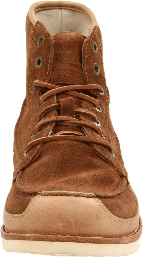 Timberland - Botas de Piel para hombre Marrón marrón