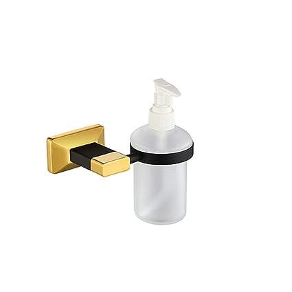 Accesorios de Baño Set | montado en Pared | Cobre Oro Negro towel rack titular de