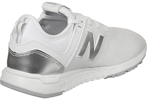 Balance White Donna Sneaker Black New w1vfXZzqv