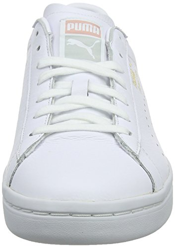Puma Court Puma Beige Mixte Star Basses Blanc gold peach Nm Adulte Sneakers White ppdFrOx