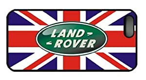 Luxury Car Land Rover Logo PC Hard Plastic Apple iPhone 5 5s Case Back Cover