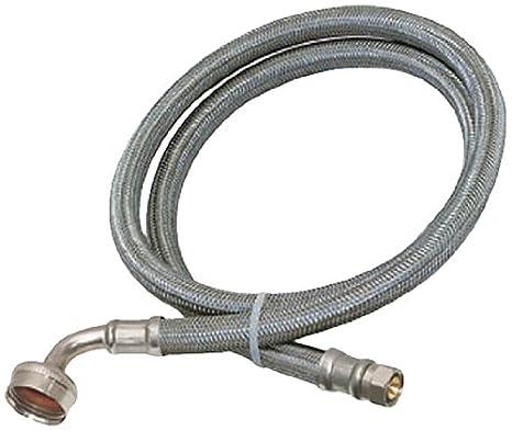 Eastman 41043 Stainless-Steel Dishwasher Hose