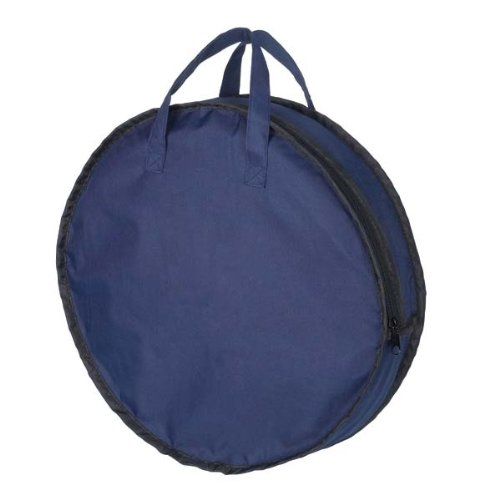 Savvy Tabby Nylon/Polyester Kitty Tote-a-Bed, Navy