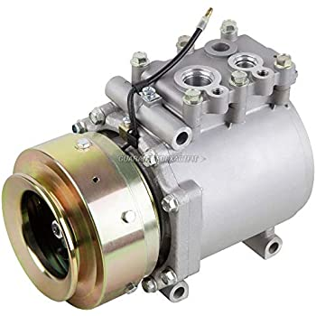 AC Compressor & A/C Clutch For Eagle & Mitsubishi 1.5L - BuyAutoParts 60-01273NA NEW