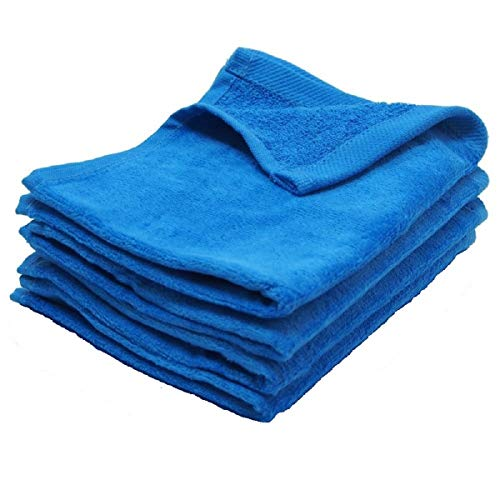 Show Car Guys Fingertip Towels Royal Blue 11