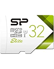 بطاقة ذاكرة مايكرو اس دي ايليت من سيليكون باور - 32 جيجابايت