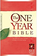 The One Year Bible NLT (Softcover) Paperback