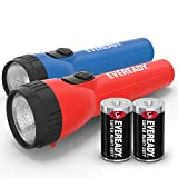 EVEREADY LED Flashlight Multi-Pack, Bright and