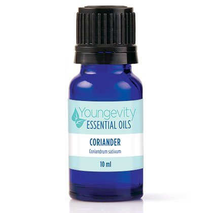 Coriander Essential Oil 10ml - 4Pack