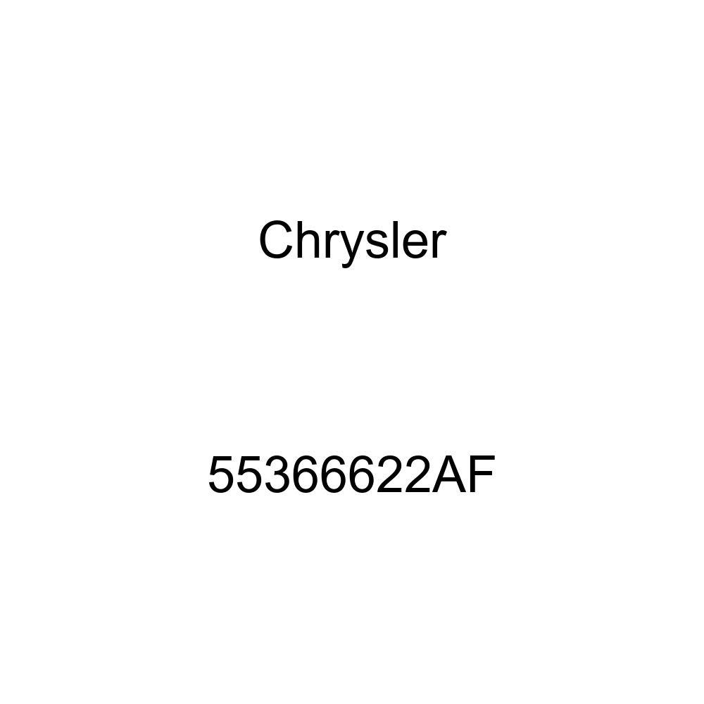 Genuine Chrysler 55366622AF Transmission Mount Bracket