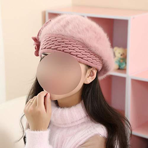 Amazon.com: Winter Hat Vintage Women Beret Cap Gorras Planas Hombre Hats Beret T-Shirt: Health & Personal Care