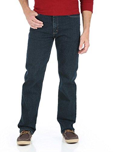 Wrangler Authentics Men's Relaxed Fit Jean with Flex Denim,
