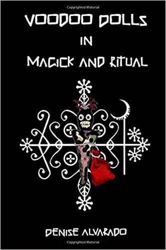 Amazon com: Voodoo Dolls In Magick And Ritual (9781441485076