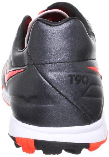 Nike T90 Shoot IV TF - Black/Total Crimson/Total lFN2W3hO8h