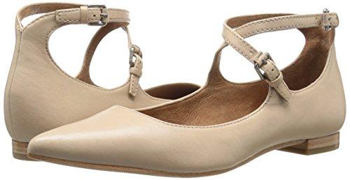 FRYE Women\'s Sienna Cross Ballet Flat