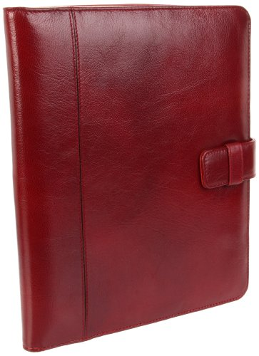 Tusk  Kensington Ipad Easel Case KT-752 Travel Wallet,Oxblood,One - 752 Case