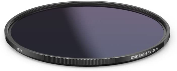 2.1 Irix Edge Neutral Density ND128 67mm Filter
