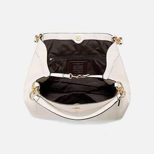 04f4d7762acc SHOPUS   Coach Women's Small Lexy Shoulder Bag in Refined Pebble ...