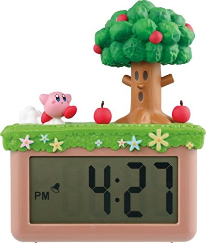 一番くじ 星のカービィ プププリミックス B賞 GREEN GREENSな目覚まし時計 全1種 B07CG849W2