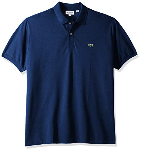 Lacoste Men's Short Sleeve Pique Classic Fit Chine Polo Shir