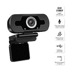 1080P Full HD Webcam,Computer