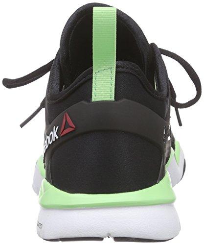 Reebok Zcut Tr 3.0 - Zapatillas de deporte Mujer Negro - Schwarz (Black/Seafoam Green/White)